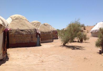 Rekolekcje w pustyni Kyzył-kum w Uzbekistanie
