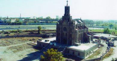 Kościół w Taszkiencie